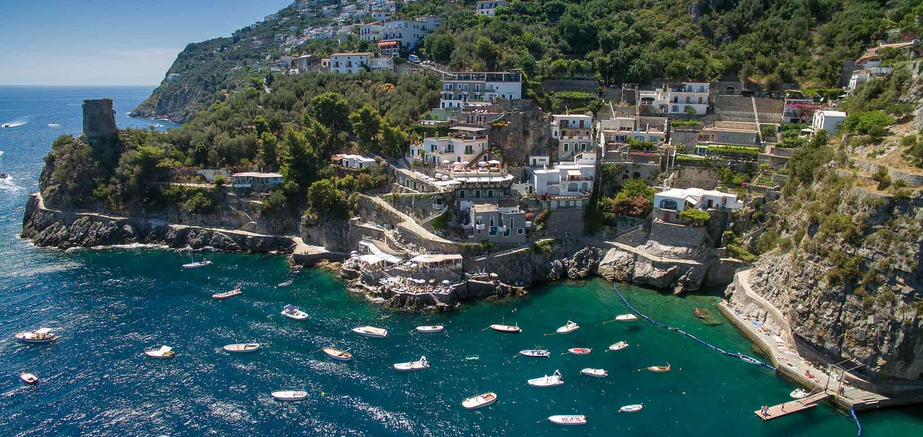 Hotel Amalfi Italien