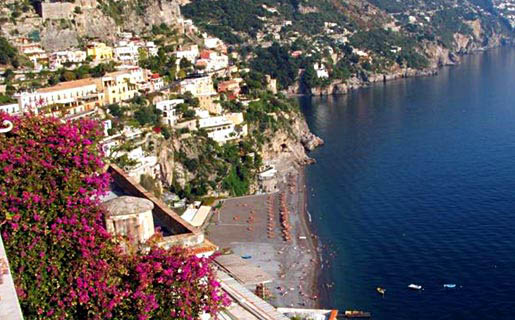 Positano Hotel Italy Tourist Information Map Pictures Of