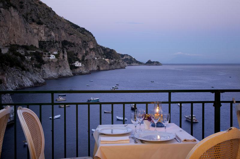 Hotel Positano Italien