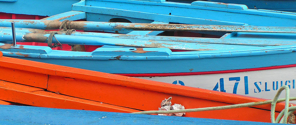 Hotel Onda Verde - Fishing Boats